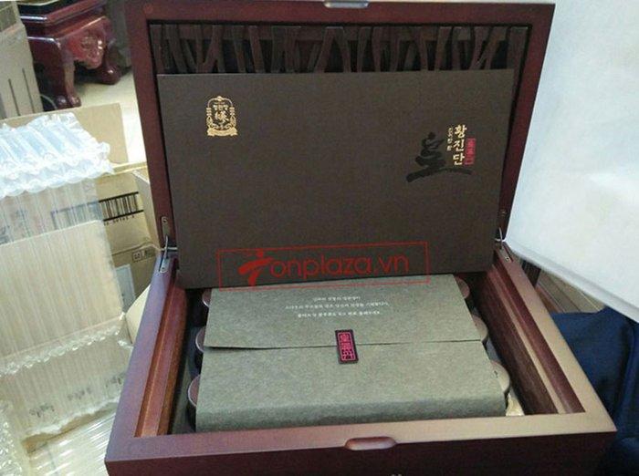 Hồng Sâm Linh Đan Cao Cấp Chính Phủ KGC (Cheong Kwan Jang ) hộp 30 viên 7